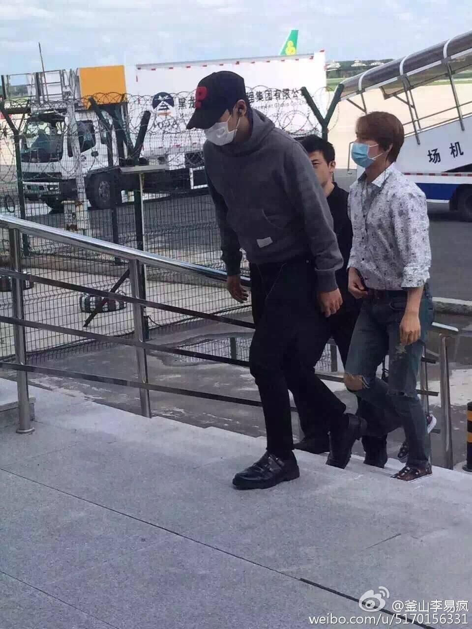 BIGBANG Arrival Harbin 2016-06-24 (18)