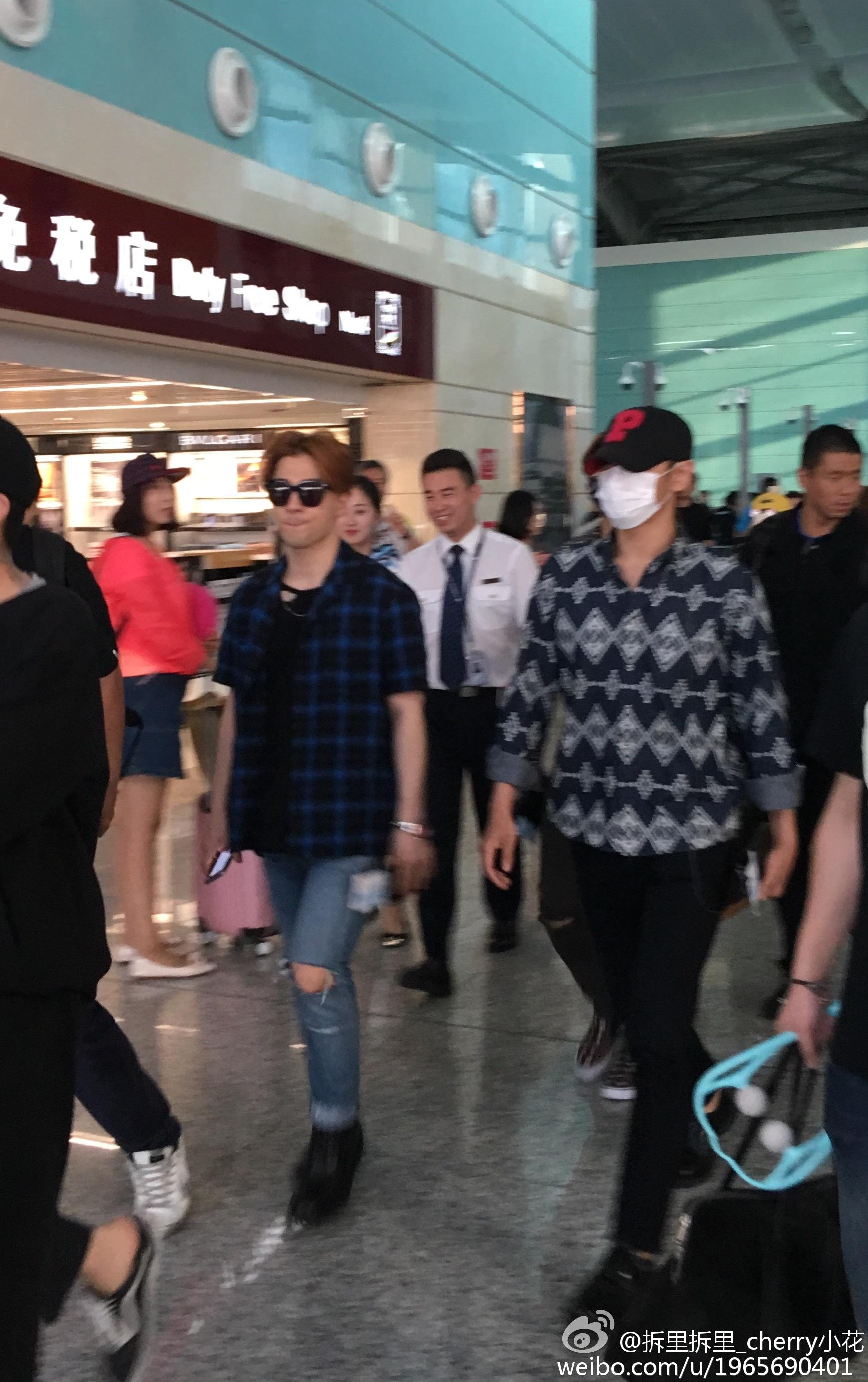 BIGBANG Departure Dalian 2016-06-26 (4)