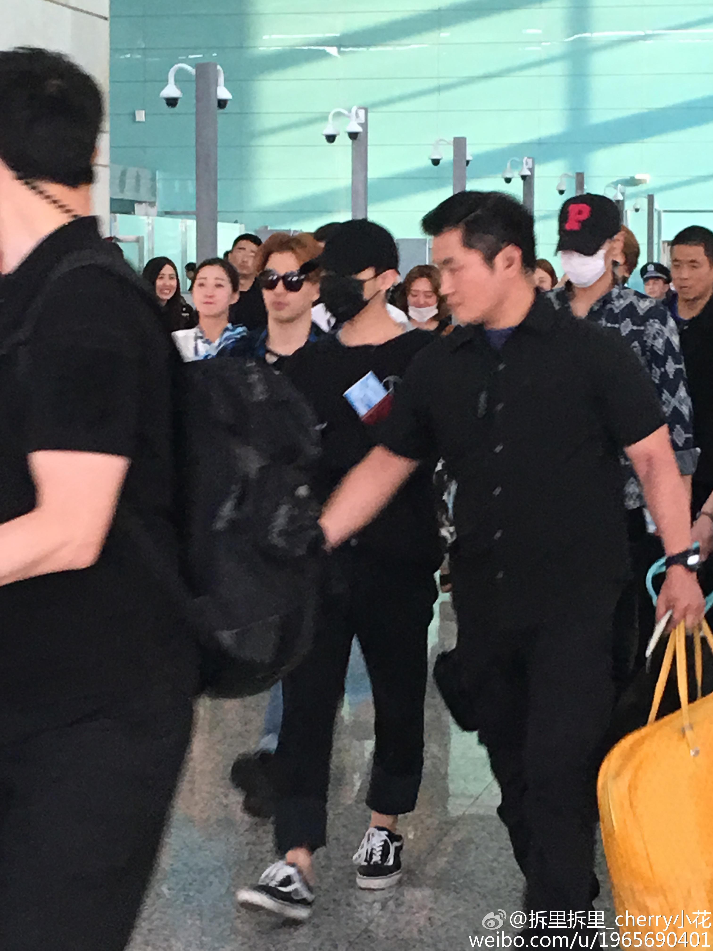 BIGBANG Departure Dalian 2016-06-26 (7)