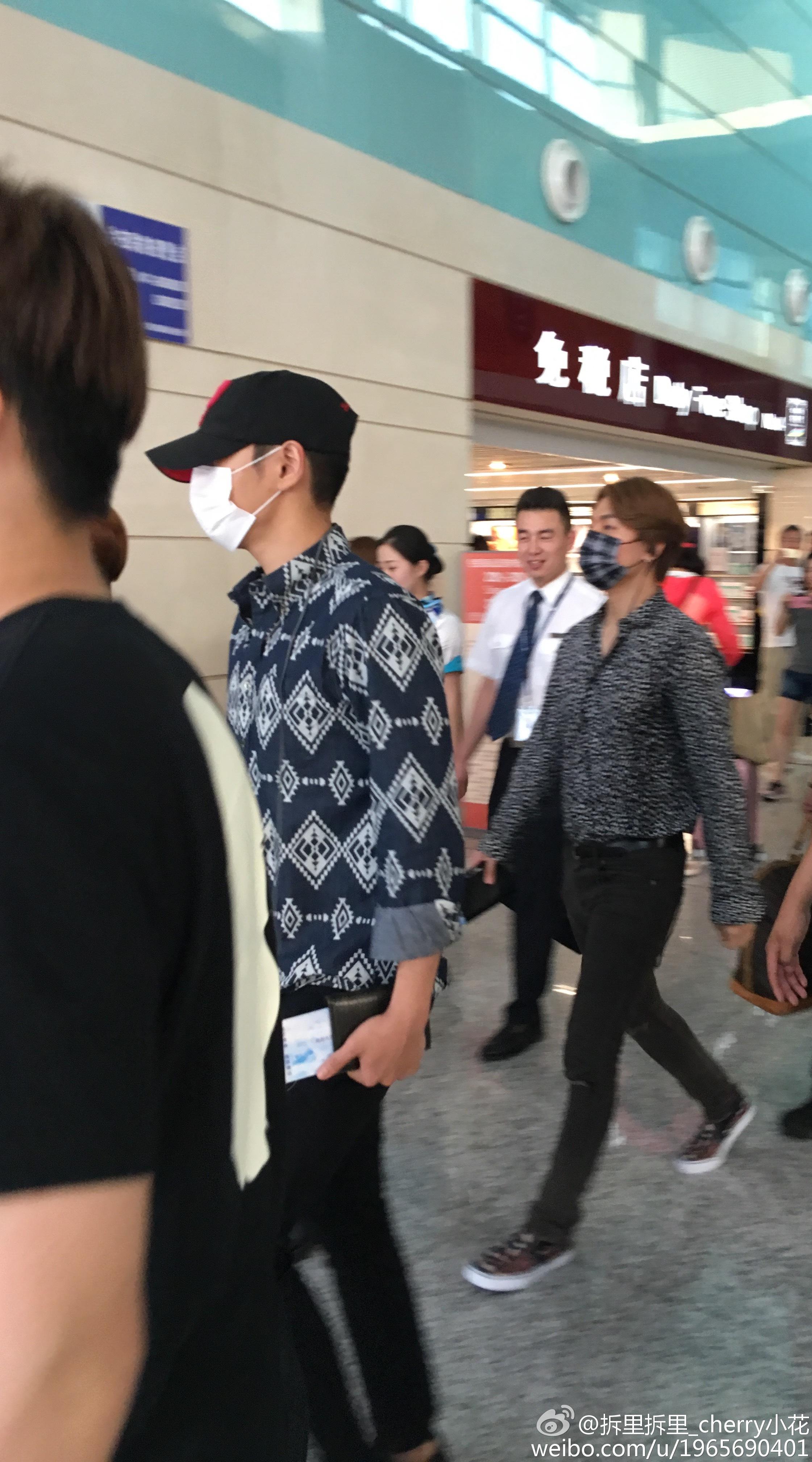 BIGBANG Departure Dalian 2016-06-26 (8)