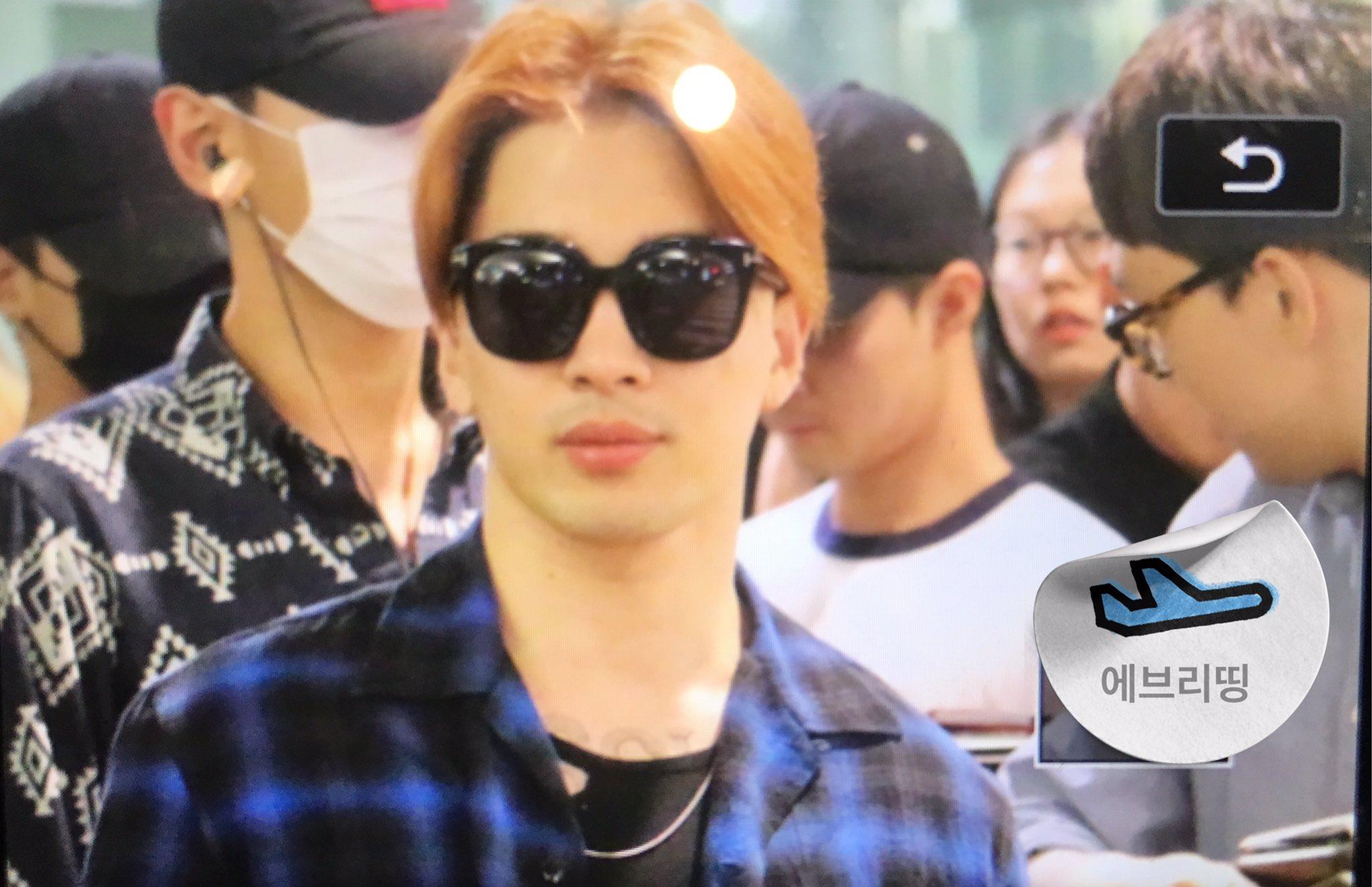 BIGBANG Arrival Seoul From Dalian 2016-06-26 (16)