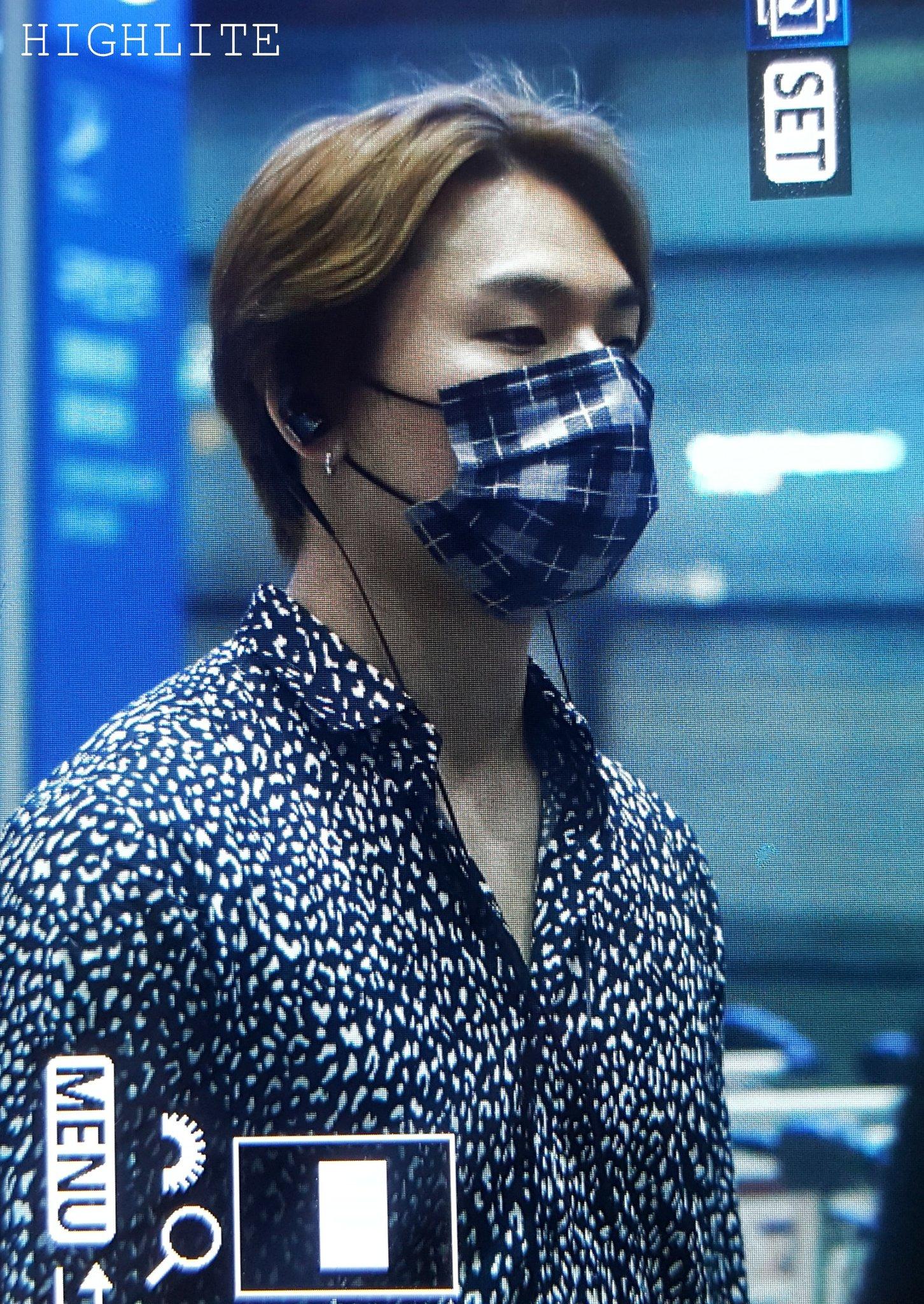 BIGBANG Arrival Seoul From Dalian 2016-06-26 (35)