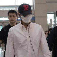 BIGBANG - Incheon Airport - 30jun2016 - Hompeach - 01