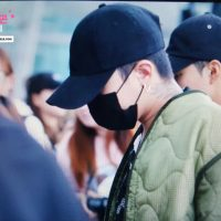BIGBANG - Incheon Airport - 30jun2016 - With G-Dragon - 01