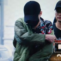 BIGBANG - Incheon Airport - 30jun2016 - With G-Dragon - 02
