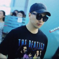 BIGBANG - Incheon Airport - 30jun2016 - CharmingYB - 01
