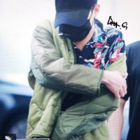 BIGBANG - Incheon Airport - 30jun2016 - Dear_GD818 - 01