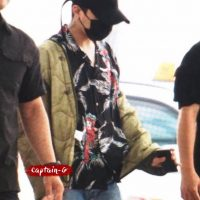BIGBANG - Incheon Airport - 30jun2016 - Captain G - 03