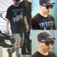 BIGBANG - Incheon Airport - 30jun2016 - YB 518% - 01