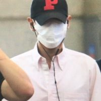 BIGBANG - Incheon Airport - 30jun2016 - The TOP - 01