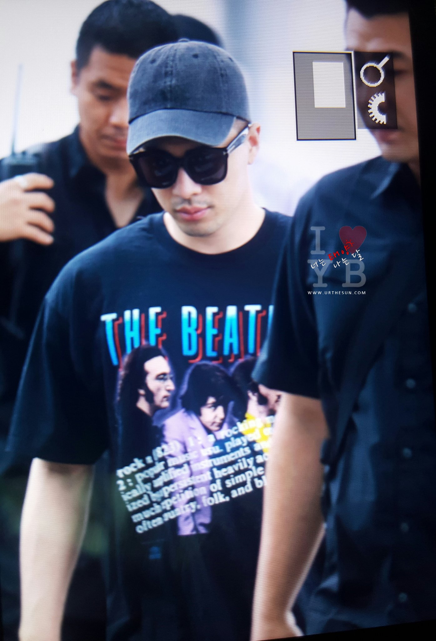 BIGBANG - Incheon Airport - 30jun2016 - Urthesun - 01