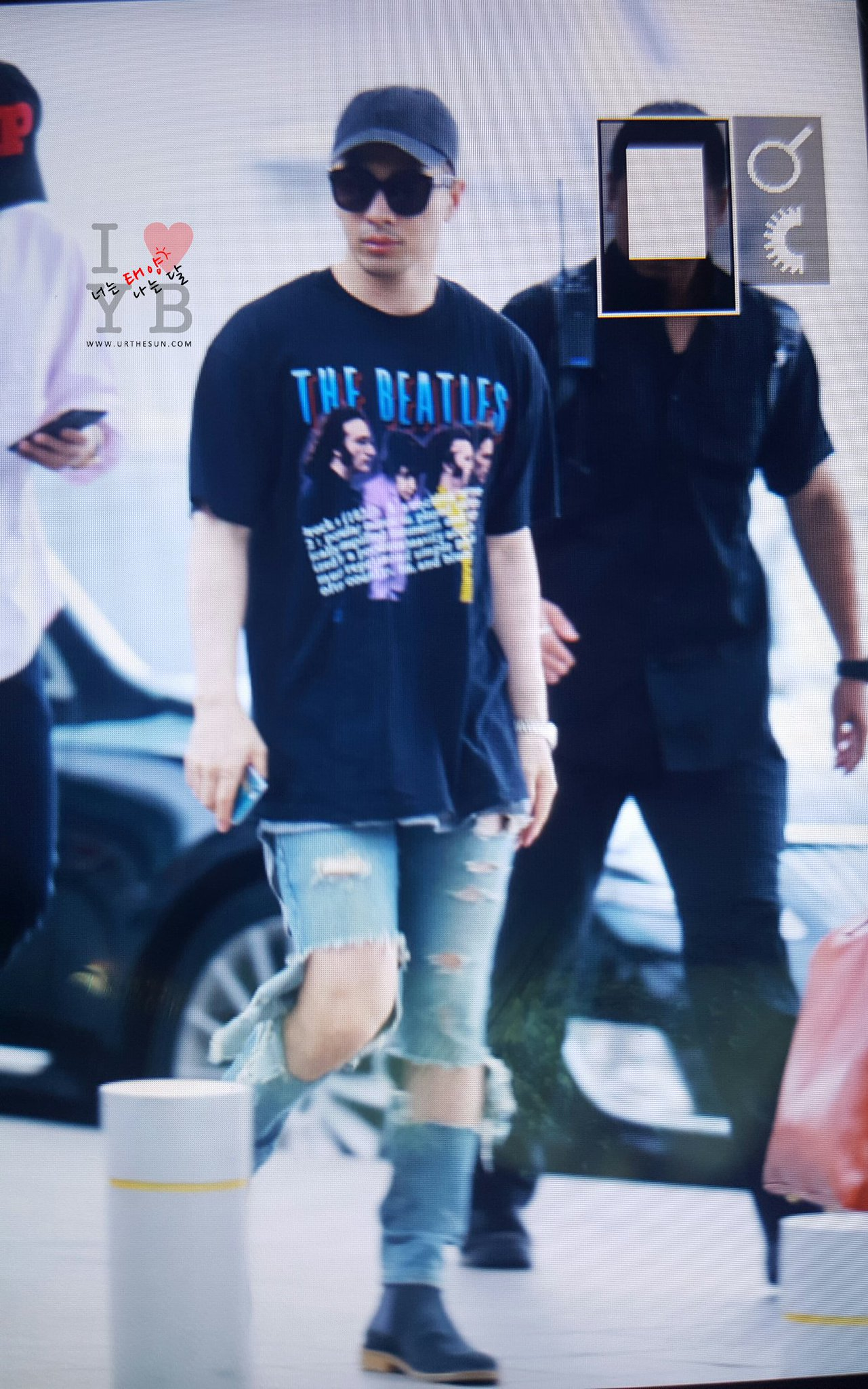 BIGBANG - Incheon Airport - 30jun2016 - Urthesun - 02