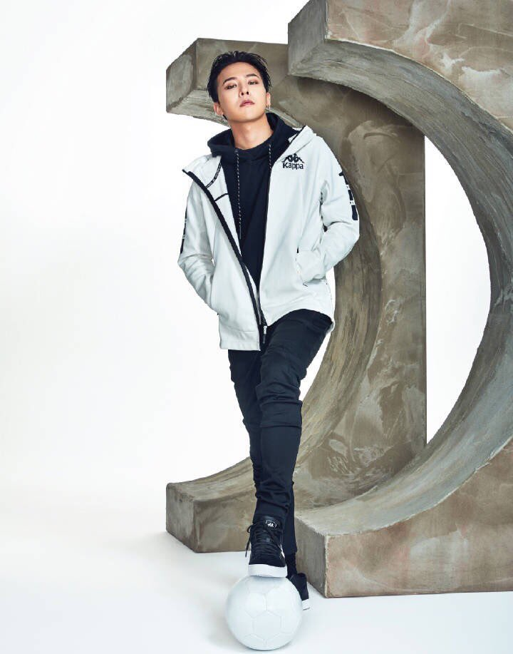 G-Dragon For Kappa 2016 (2)