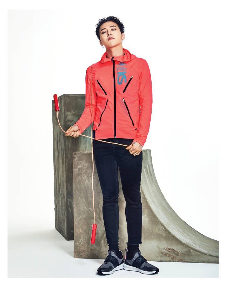 G-Dragon For Kappa 2016 (5)