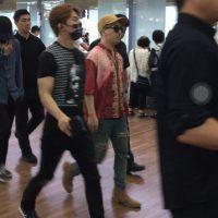 Big Bang - Incheon Airport - 07jul2016 - luckykenny - 01