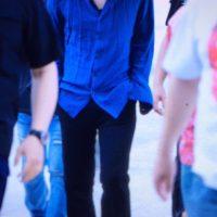 Big Bang - Incheon Airport - 07jul2016 - Number G - 01