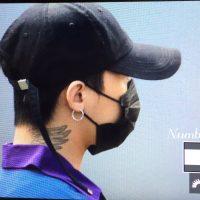 Big Bang - Incheon Airport - 07jul2016 - Number G - 03