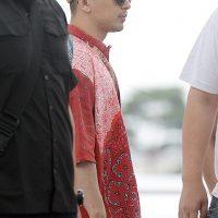 Big Bang - Incheon Airport - 07jul2016 - TV Report - 01