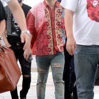Big Bang - Incheon Airport - 07jul2016 - TV Report - 03