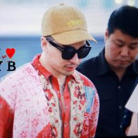 BIGBANG - Incheon Airport - 07jul2016 - Urthesun - 03