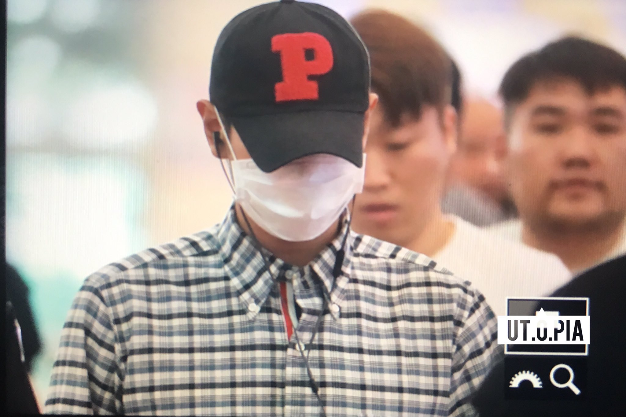 BIGBANG - Incheon Airport - 07jul2016 - Utopia - 02