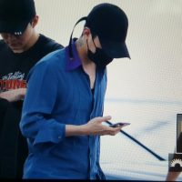 Big Bang - Incheon Airport - 07jul2016 - With G-Dragon - 01