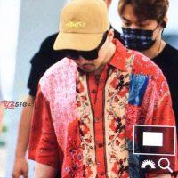 Big Bang - Incheon Airport - 07jul2016 - YB 518% - 01