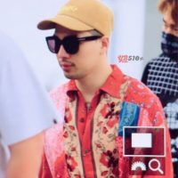BIGBANG - Incheon Airport - 07jul2016 - YB 518% - 03