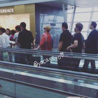 BIGBANG departure Seoul to Guangzhou 2016-07-07 (3)