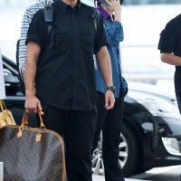 BIGBANG departure Seoul to Guangzhou 2016-07-07 (5)