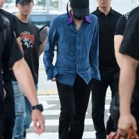 BIGBANG departure Seoul to Guangzhou 2016-07-07 (6)