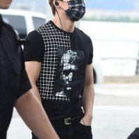 BIGBANG departure Seoul to Guangzhou 2016-07-07 (8)