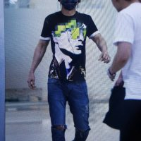 BIGBANG w-out Ri arrival Gimpo from Beijing 2016-07-18 (8)