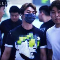 BIGBANG w-out Ri arrival Gimpo from Beijing 2016-07-18 (10)