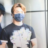 BIGBANG w-out Ri arrival Gimpo from Beijing 2016-07-18 (12)