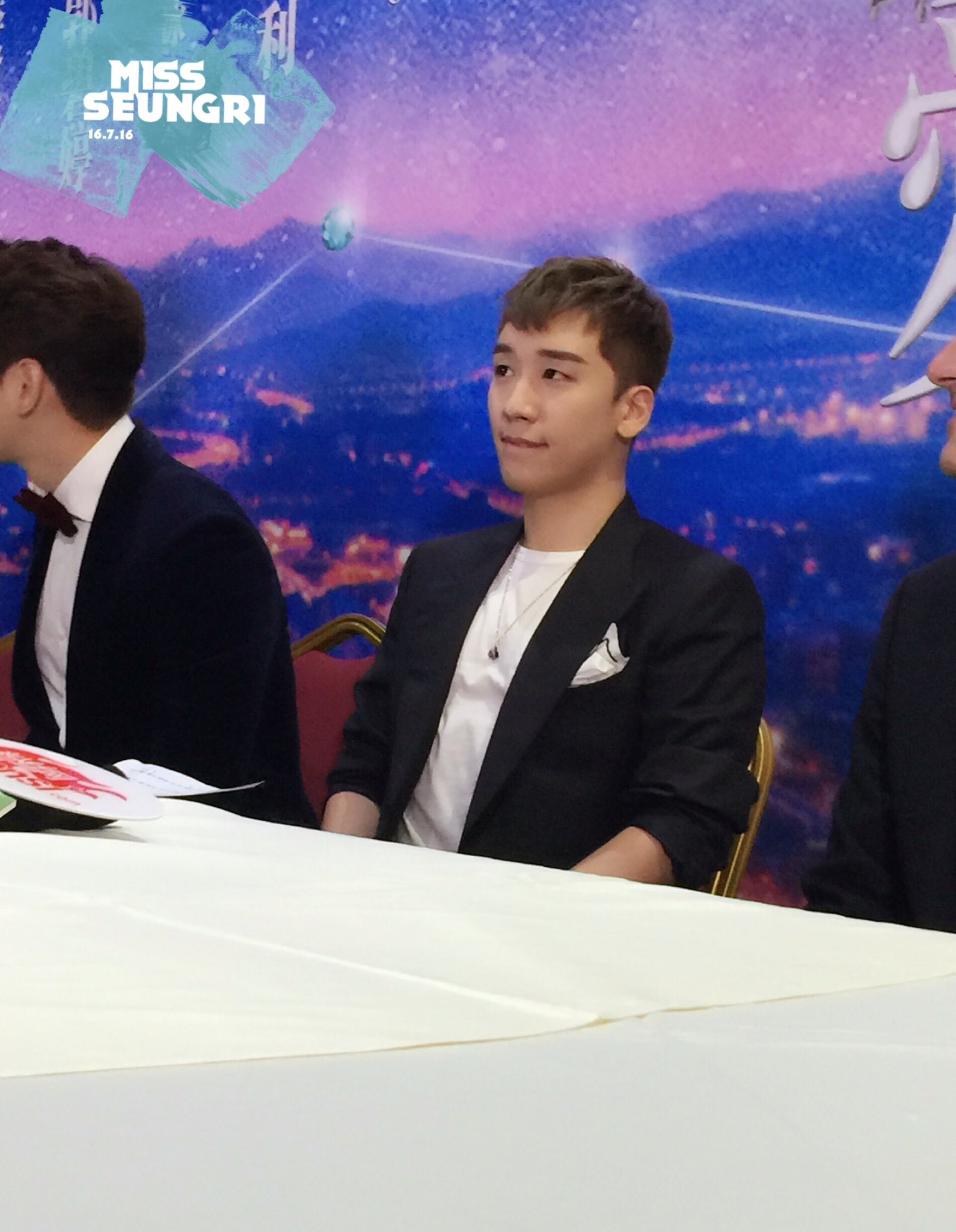 Seungri Press Conference for Chinese Movie 2016-07-16 (19)