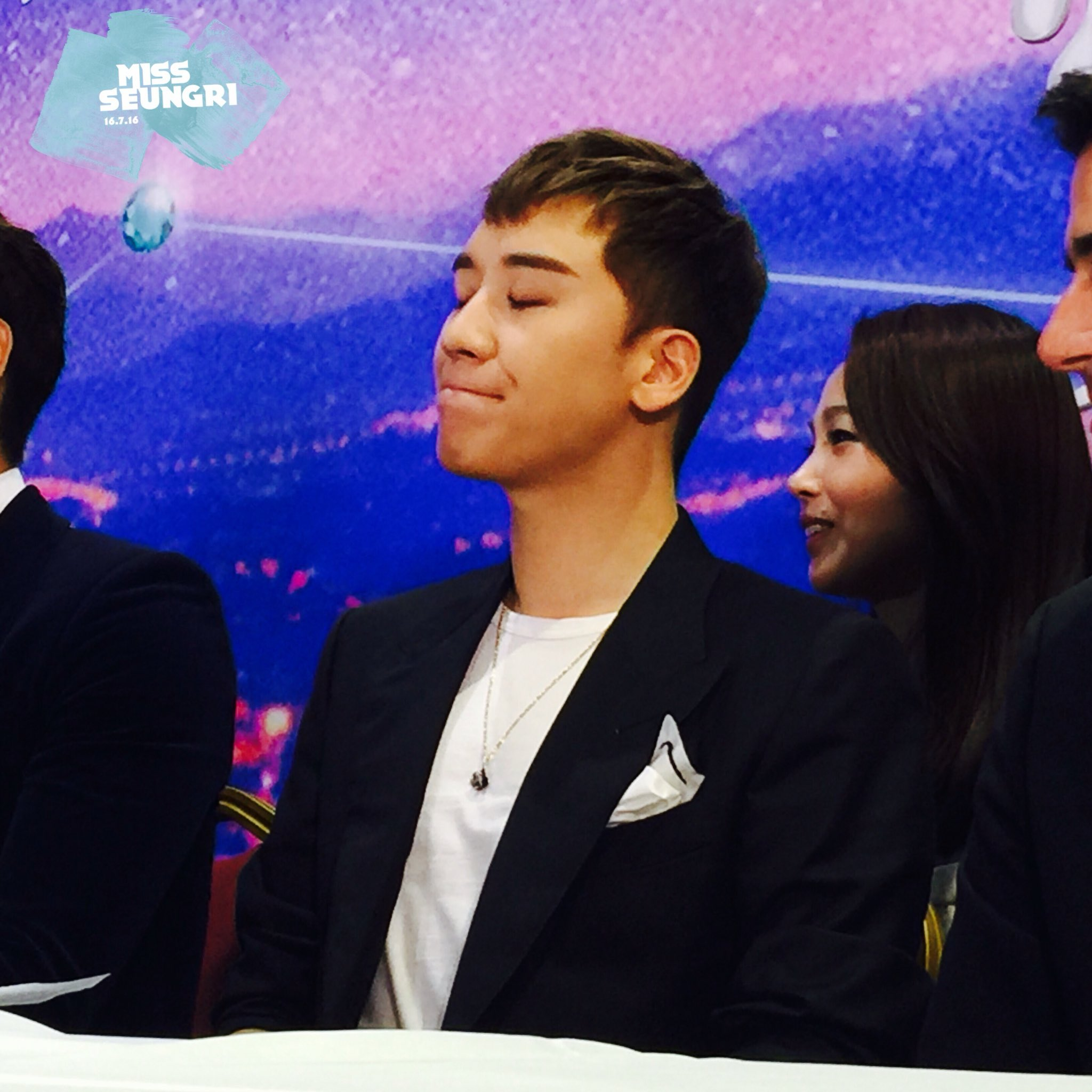 Seungri Press Conference for Chinese Movie 2016-07-16 (21)