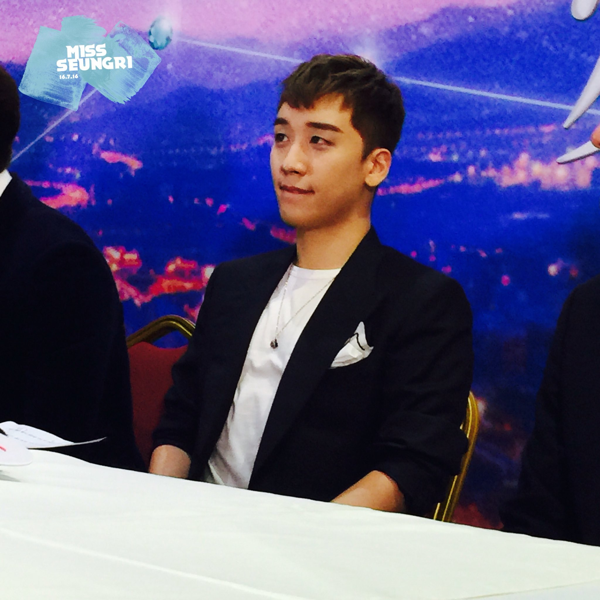 Seungri Press Conference for Chinese Movie 2016-07-16 (22)