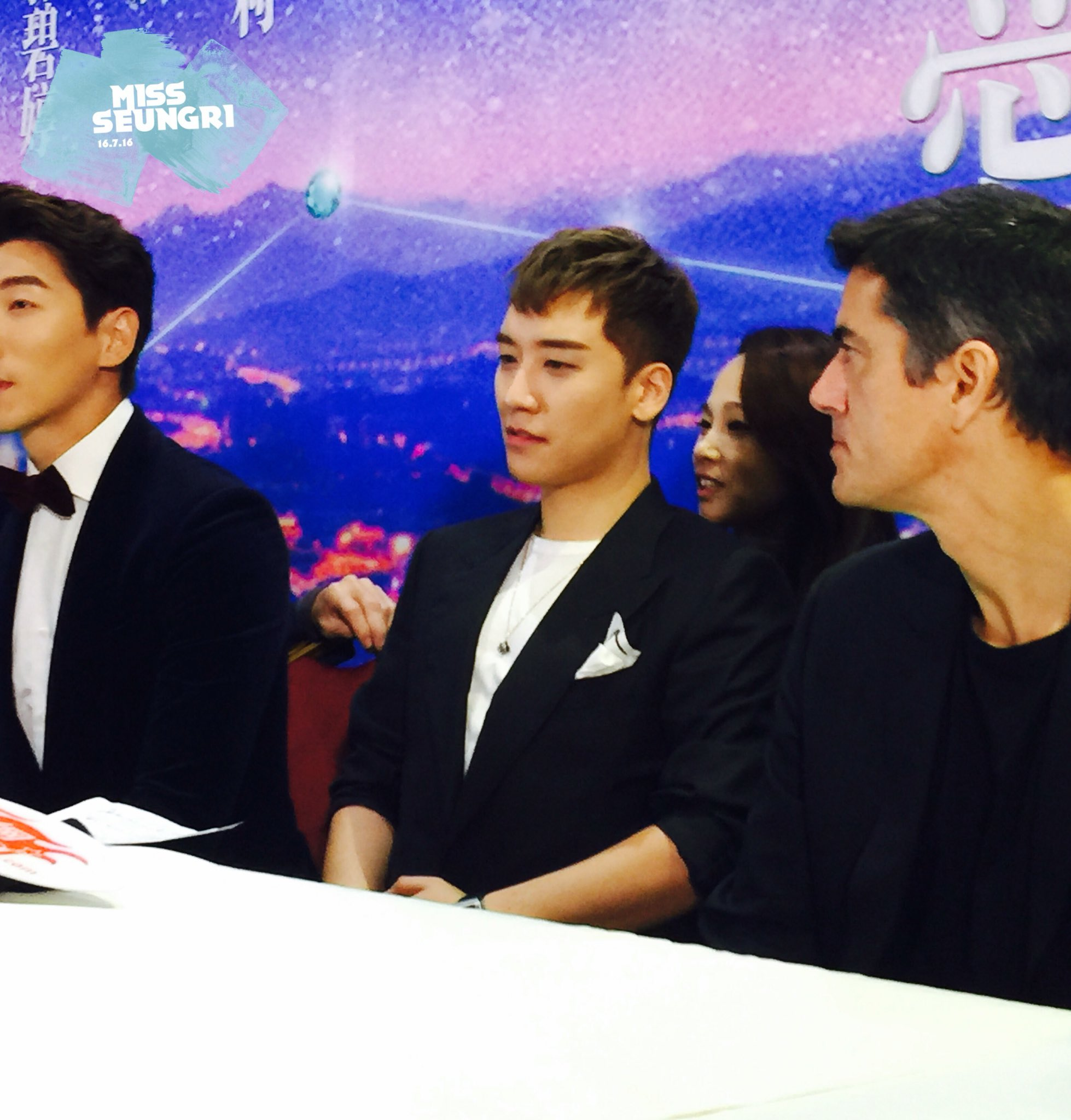 Seungri Press Conference for Chinese Movie 2016-07-16 (23)