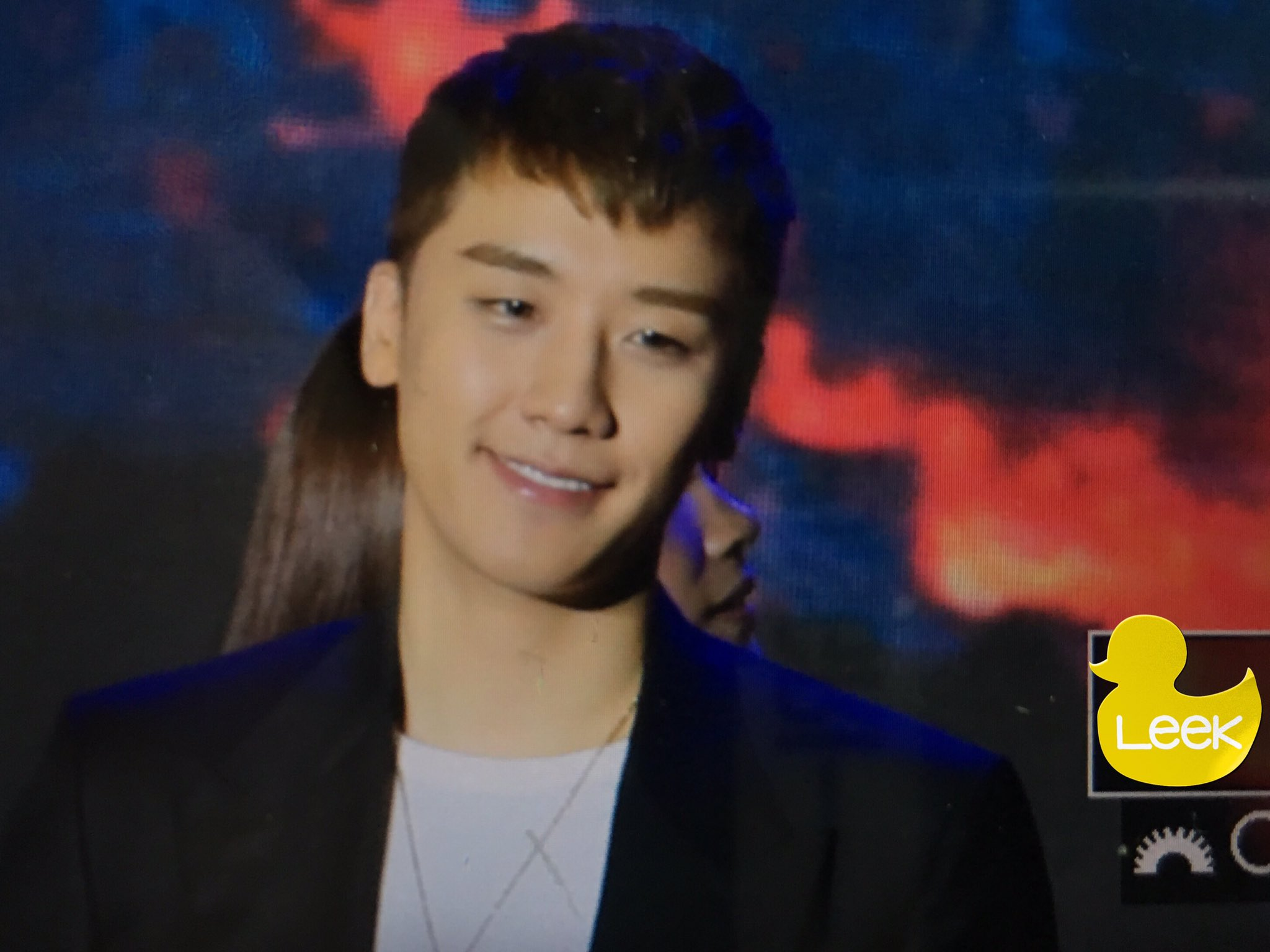 Seungri Press Conference for Chinese Movie 2016-07-16 (25)