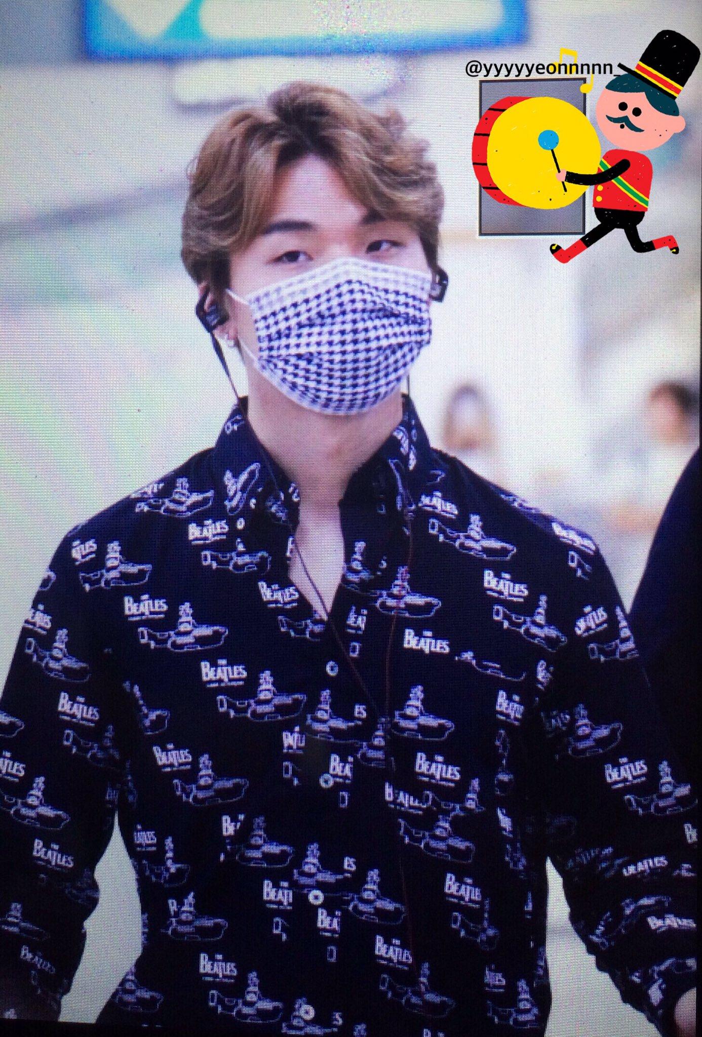 GD YB Dae Arrival Seoul from Osaka 2016-08-01 (3)