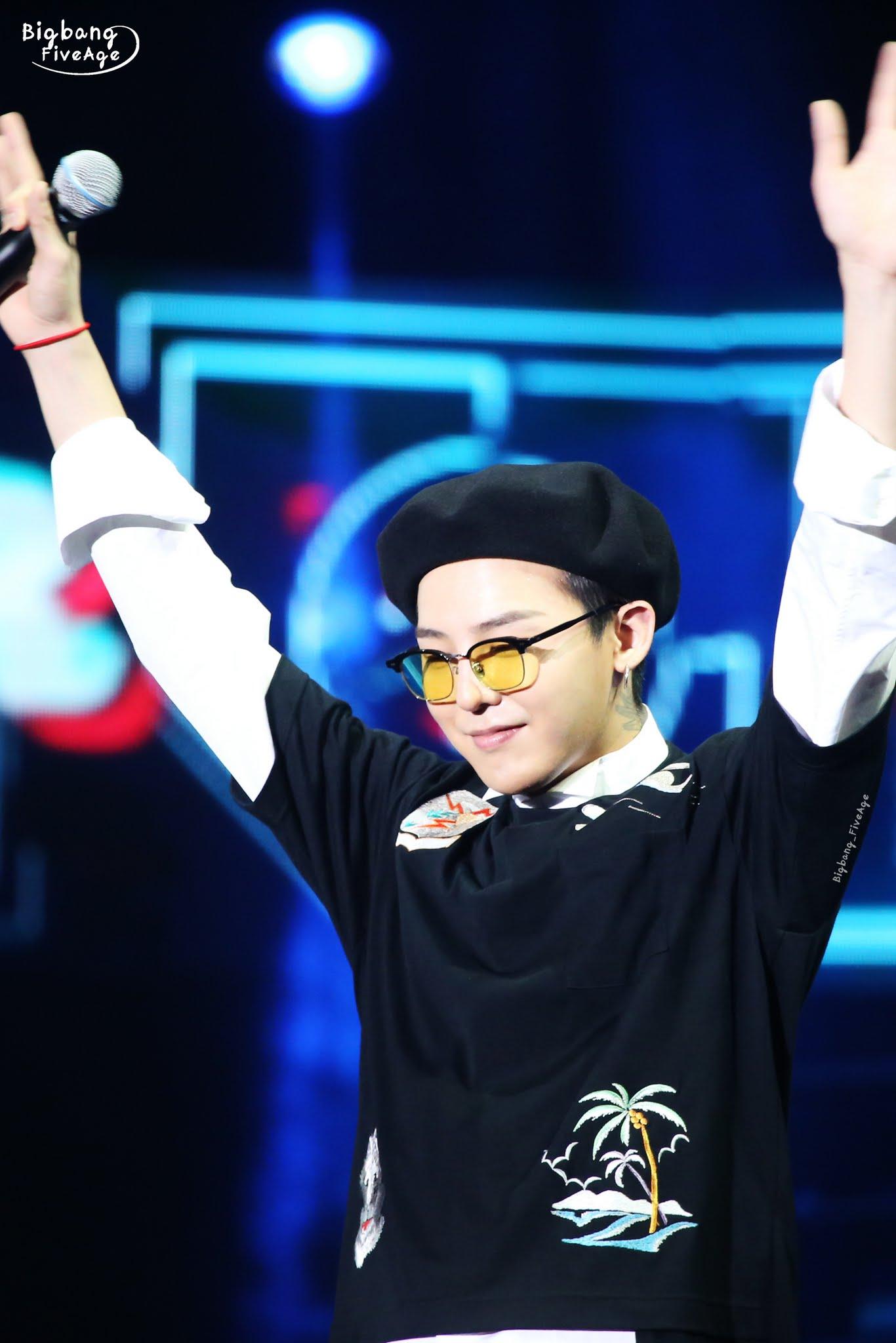 BIGBANG - Made V.I.P Tour - Zhongshan - 21jul2016 - Bigbang_FiveAge - 01