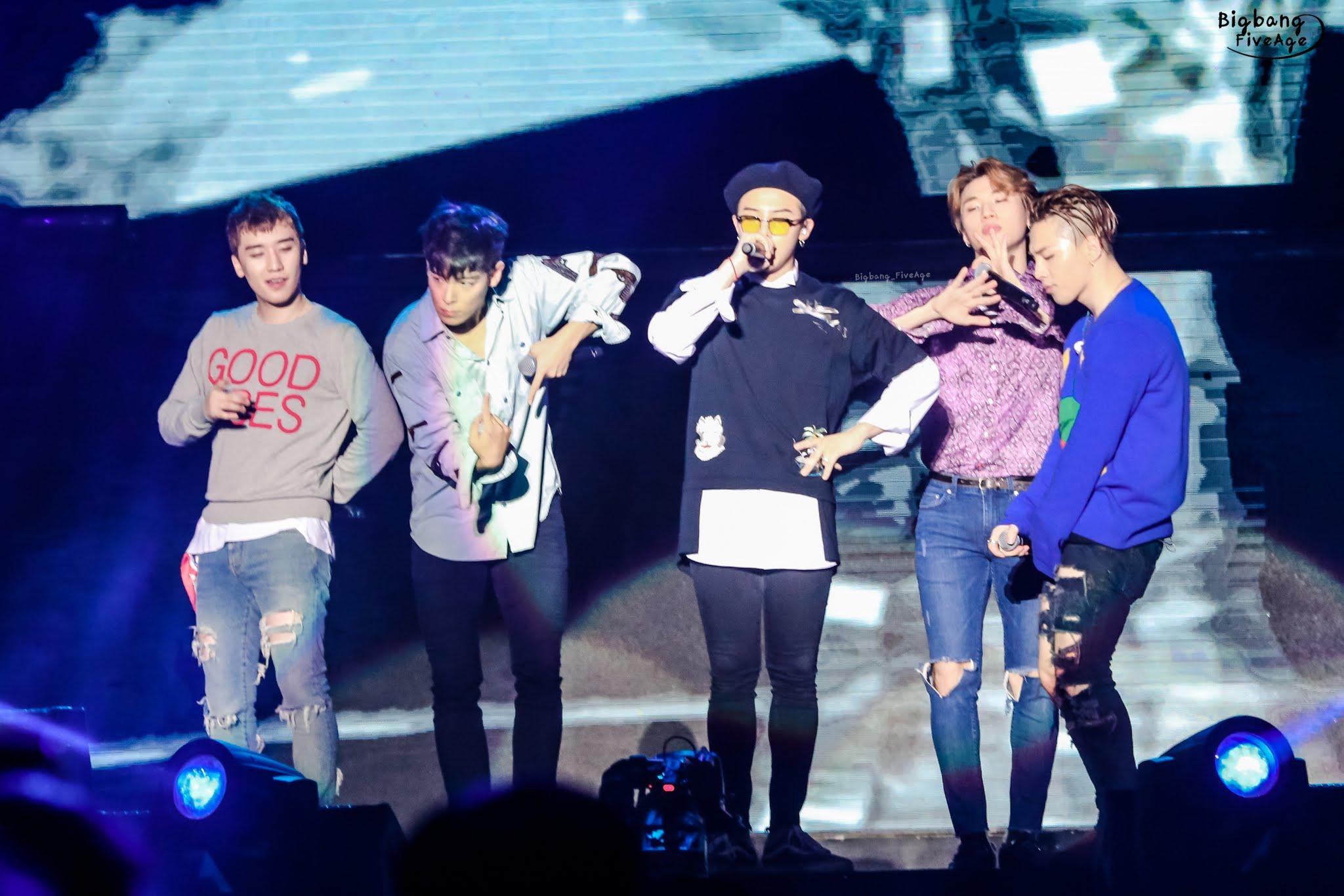 BIGBANG - Made V.I.P Tour - Zhongshan - 21jul2016 - Bigbang_FiveAge - 07