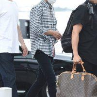 BIGBANG departure Seoul to Guangzhou 2016-07-07 (12)