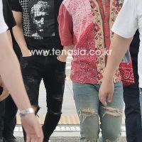 BIGBANG departure Seoul to Guangzhou 2016-07-07 (14)