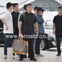 BIGBANG departure Seoul to Guangzhou 2016-07-07 (19)
