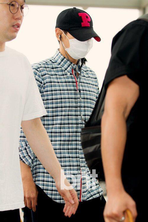 BIGBANG departure Seoul to Guangzhou 2016-07-07 (21)