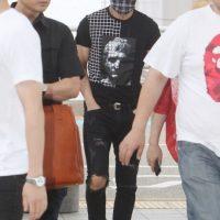 BIGBANG departure Seoul to Guangzhou 2016-07-07 (26)