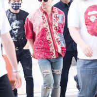 BIGBANG departure Seoul to Guangzhou 2016-07-07 (34)