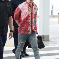 BIGBANG departure Seoul to Guangzhou 2016-07-07 (9)